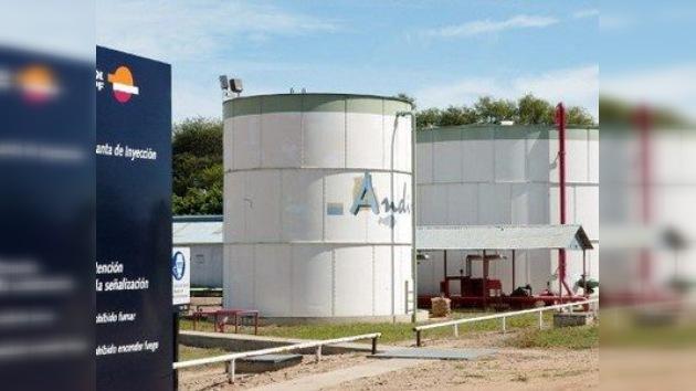 Argentina acelera la 'guerra petrolera'