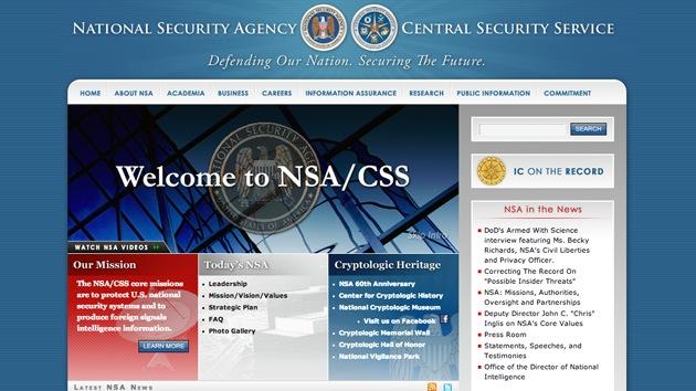 Un pirata informático de Alemania 'hackea' el sitio web de la NSA
