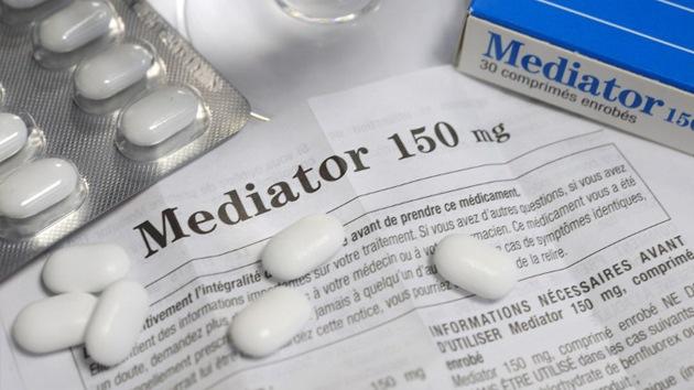 Juzgan en Francia al fabricante de la 'medicina mortal' para adelgazar Mediator