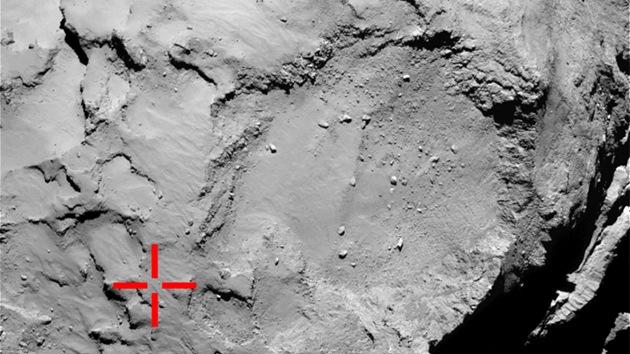 ¿Todo mentira? Llegada de Philae a 67P provoca teorías de conspiración