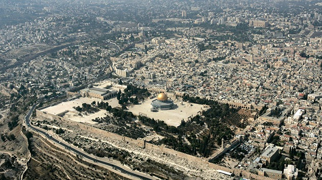 """Mahmud Abbás: """"No hay que dividir Jerusalén"""""""