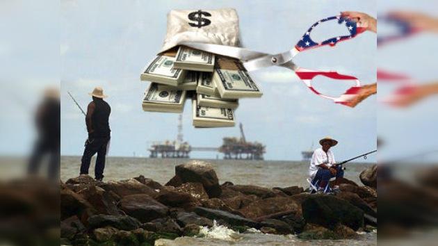 BP exige pagar menos compensaciones por el derrame de crudo en el Golfo de México