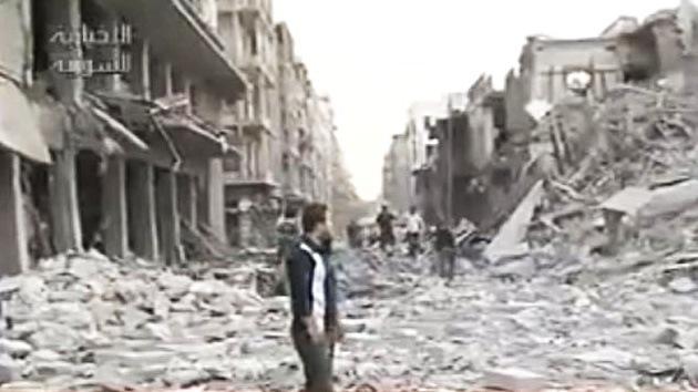 Al menos 40 personas mueren tras varias explosiones en la ciudad siria de Alepo