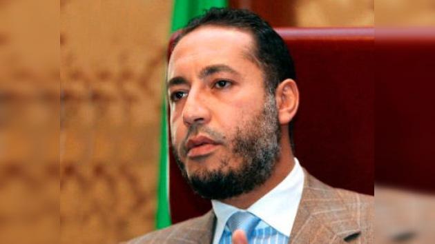 Níger no piensa arrestar a Saadi Gaddafi, pese a la presión de Washington
