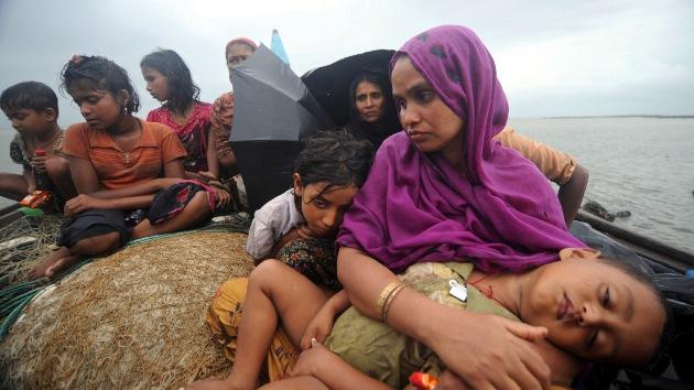 ONU: Más de 20.000 desplazados por una nueva ola de violencia étnica en Birmania