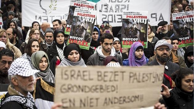 "Liberman: ""La paz entre Palestina e Israel es imposible"""