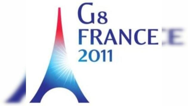 Libia, la energía atómica, internet  y de nuevo la crisis, temas de la cumbre del G8
