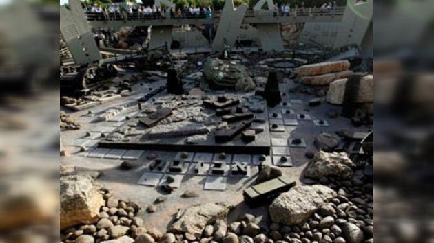 'Terror' y 'guerra santa', armas en la guerra turística entre Israel y el Líbano