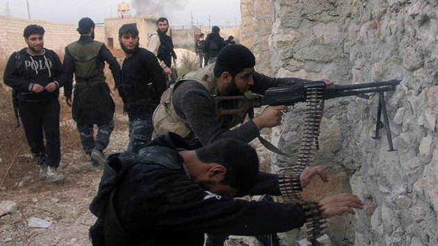 Los milicianos estadounidenses en Siria, una amenaza real para el propio EE.UU.