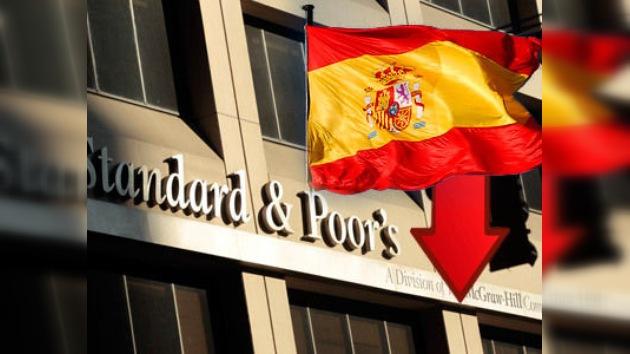 S&P no confía en la solvencia crediticia de España