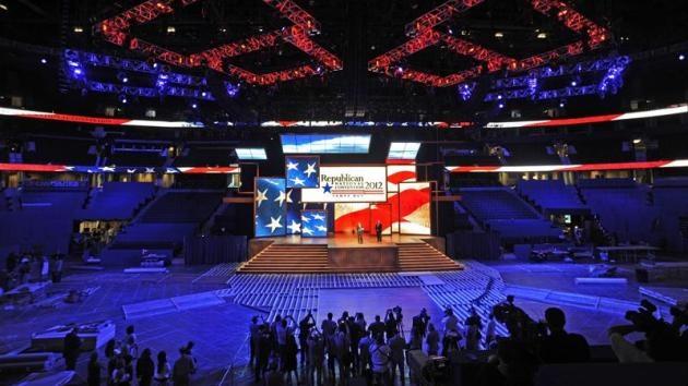 La tormenta 'Isaac' amenaza a la convención de los republicanos en Florida