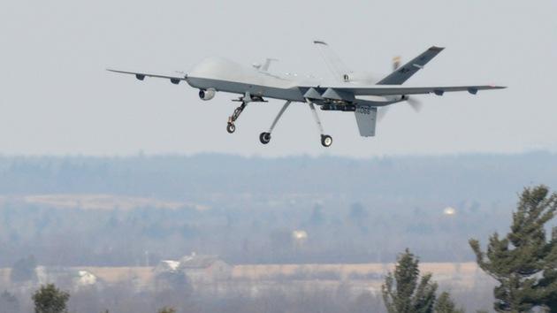 El Reino Unido reconoce el uso de drones de EE.UU. en operaciones en Afganistán