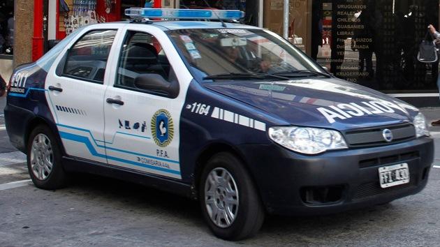 Rescatan a una joven argentina que pasó nueve años encerrada en un garaje