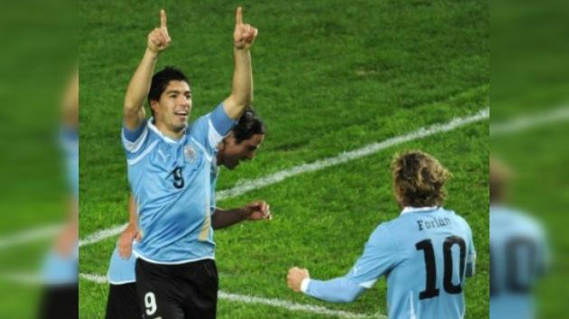 Copa América: Uruguay vence a Perú y entierra su mala racha en semifinales