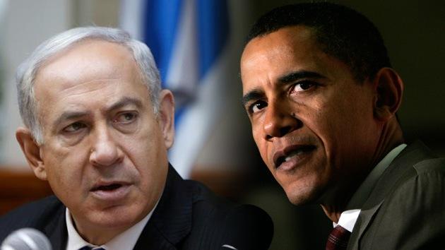 Obama habló en secreto con Netanyahu para informarle del retraso del ataque contra Siria