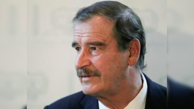 Vicente Fox receta a México legalización de las drogas y amnistía para los narcos