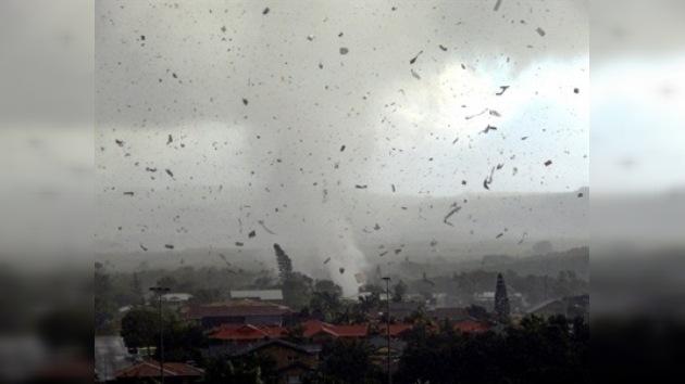 En Arizona los tornados provocan 7 heridos y más de 100 viviendas dañadas