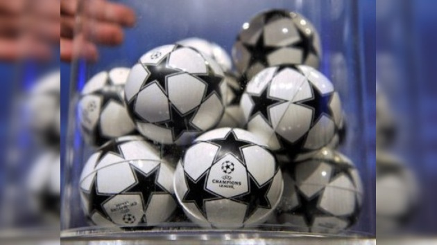 Doble duelo ruso-ibérico en los octavos de final de la Liga de Campeones