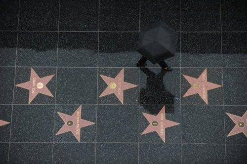 Las nuevas estrellas del Paseo de la Fama para 2012