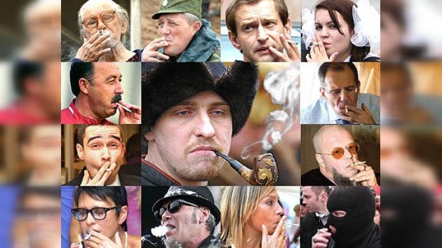 OMS: Rusia es el país más fumador del mundo