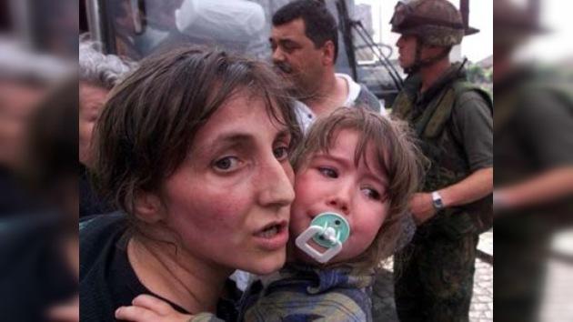 Rusia preocupada por situación étnica en Kosovo