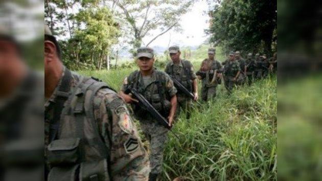Detienen en Ecuador a uno de los cabecillas de las FARC