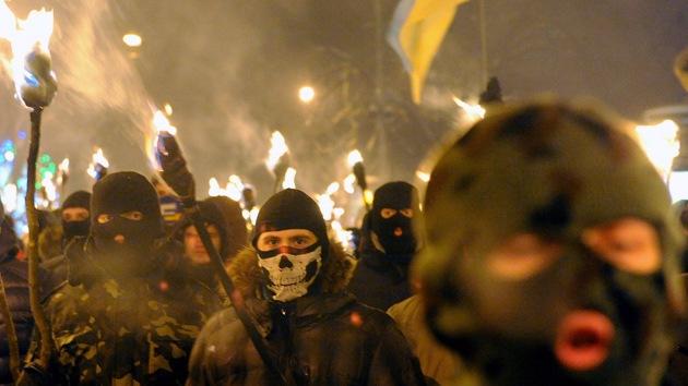 Detienen en Crimea a miembros del Sector Derecho que planeaban realizar ataques