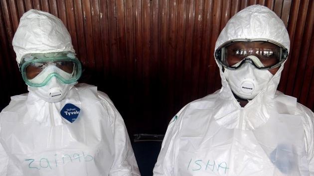 El ébola podría llegar a Francia y el Reino Unido a finales de mes