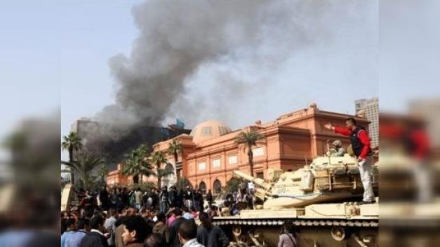 Los ladrones pasan de los museos a las excavaciones arqueológicas en Egipto