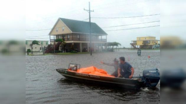 El sur de EE. UU., en alerta por la tormenta tropical Lee