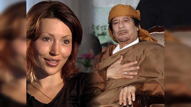 'Papi' Gaddafi mimaba a sus enfermeras ucranianas y les prohibía llevar ropa provocativa