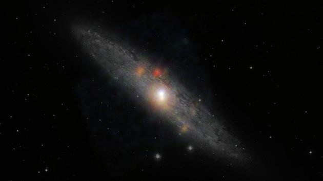 La NASA descubre un agujero negro que está durmiendo una 'siesta'