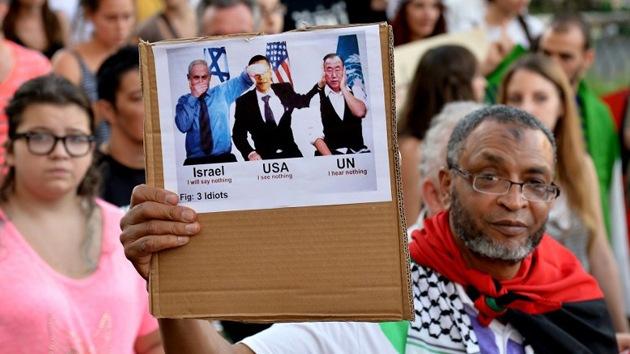 Una petición reúne cientos de firmas para hacer un 'juicio de Núremberg' a Israel