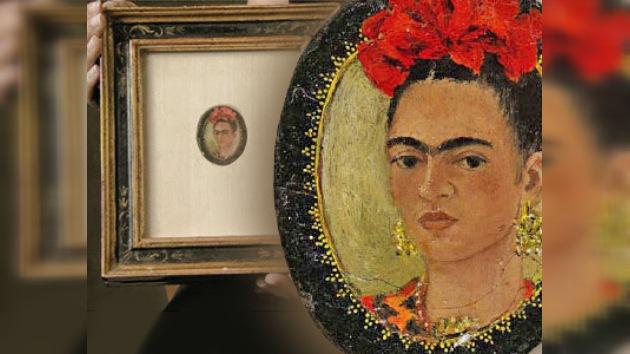 Subastan un regalo de Frida Kahlo a su amante José Bartoli