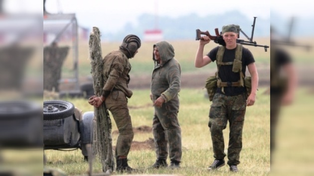 Avistan campamentos terroristas en Georgia