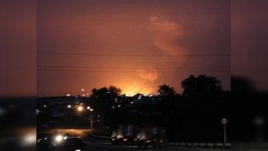 Al menos 2 muertos y 57 heridos por las explosiones en un arsenal ruso
