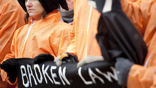 EE.UU. vuelve a la detención indefinida sin juicio de sus ciudadanos