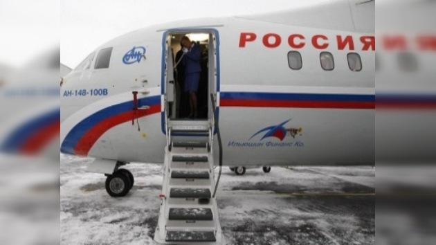 Rusia ha recibido pedidos para 15 nuevos aviones AN-148