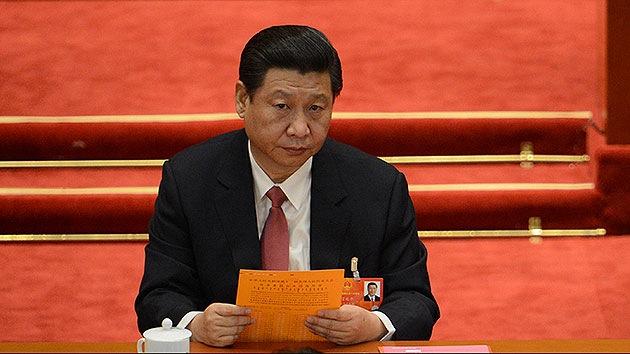 """Xi Jinping evoca """"un gran renacimiento"""" de China en su estreno como presidente"""
