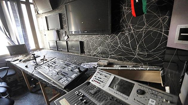 Libia: Atacan la sede de un canal local de televisión en Trípoli