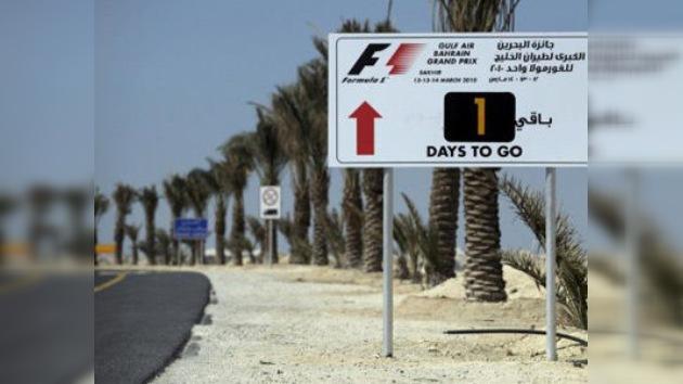 Vuelve el Gran Premio de Bahréin al calendario de la Fórmula Uno