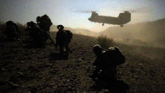 Un veterano de EE.UU. recurre a un exorcismo para librarse de los fantasmas de Afganistán