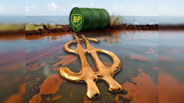 Los senadores exigen que BP pague 20.000 millones de dólares