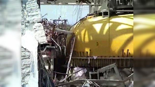 Operación sin precedentes en Fukushima: rellenarán de agua el interior de los reactores