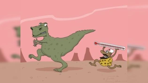 Un termómetro para descifrar si los dinosaurios eran animales de sangre caliente