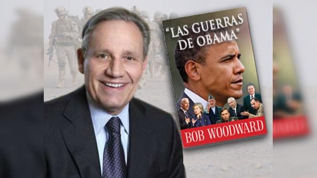 Nuevo libro de Woodward  sobre 'las guerras intestinas' en la Casa Blanca