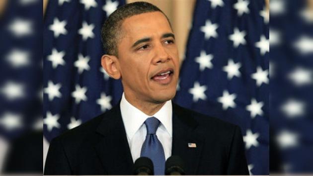 Obama: el presidente de Siria debe realizar una transición democrática o salir del camino