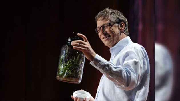 Bill Gates, agricultor del futuro