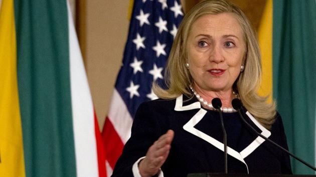 """Clinton: """"El mundo debe prepararse para una Siria sin Al Assad"""""""