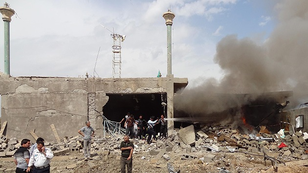 Serie de explosiones cerca de mezquitas en Irak
